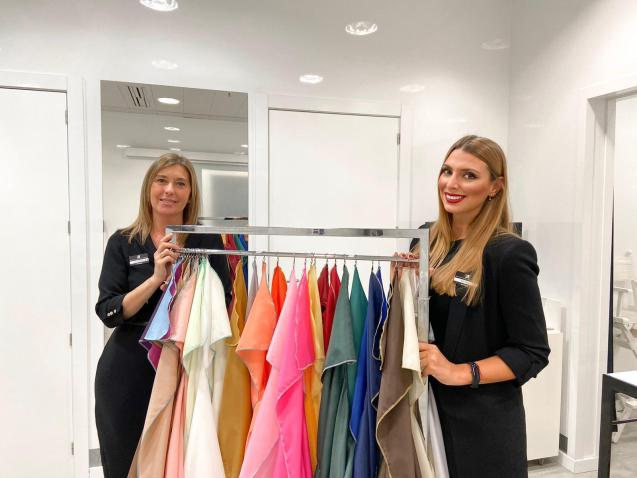 Personal Shopper and Personal Attention service at El Corte Ingles