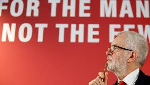 Britain's opposition Labour Party leader Jeremy Corbyn