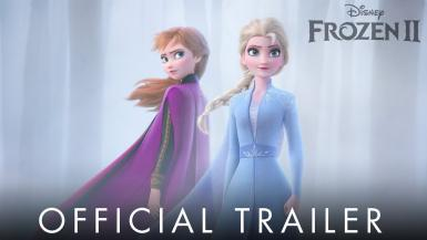 Frozen 2 is showing in English in Palma.