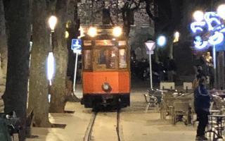 The Soller tram