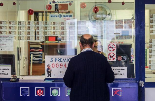 Christmas lottery in Mallorca