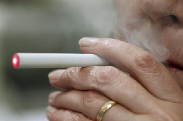 Electronic cigarettes study