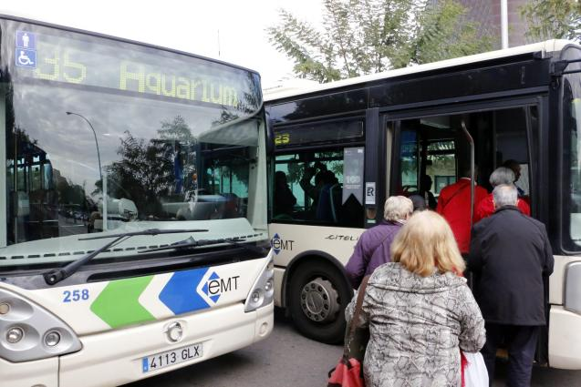 New bus routes and lines