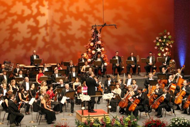 The Balearic Symphony Orchestra