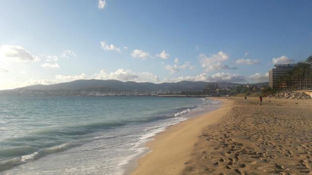 View of Palma.