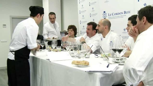Le Cordon Bleu competition