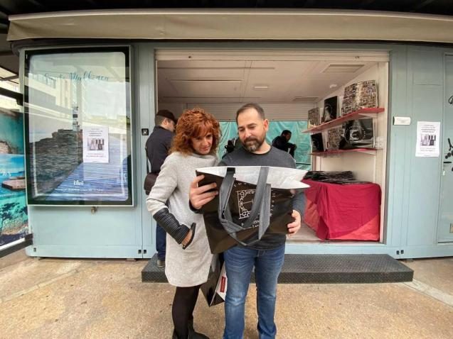 Christmas shopping campaign in Palma