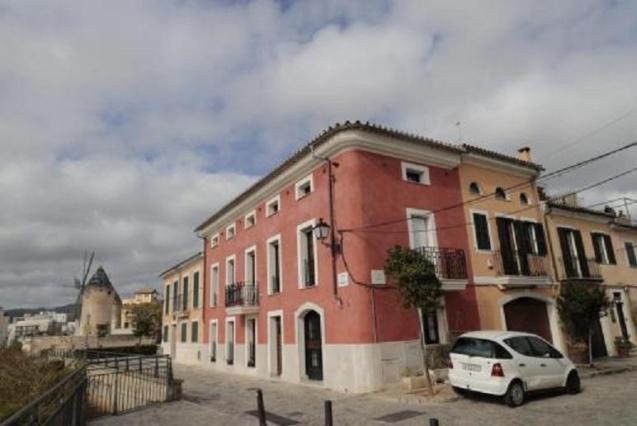 General view of the es Jonquet neighbourhood