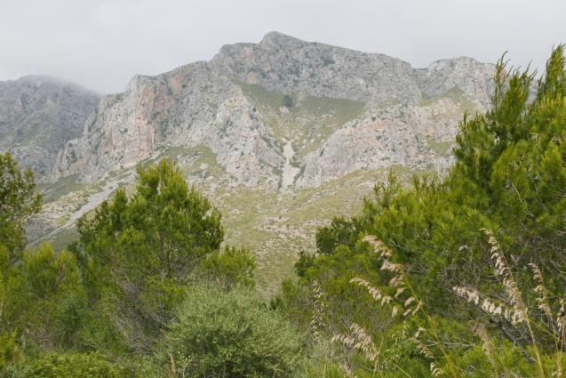 Six scientists propose that five of these accumulations of rocks and stones on the mountain slopes are Places of Geological Interest in Majorca