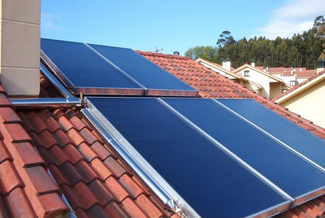 Only in 6 municipalities do users of solar energy receive any subsidy