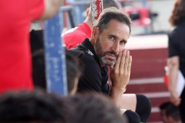 Real Mallorca coach, Vicente Moreno, continues to do a fantastic job