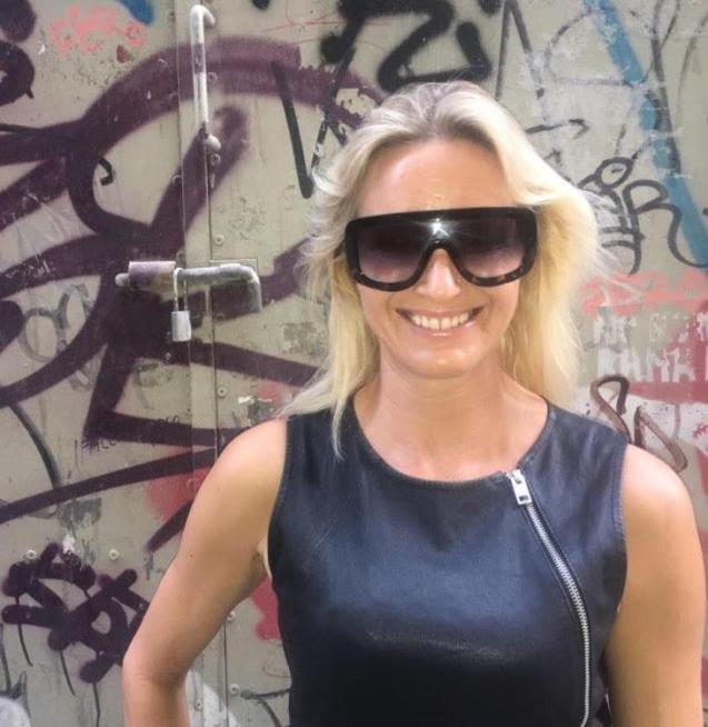 Meg in Palma