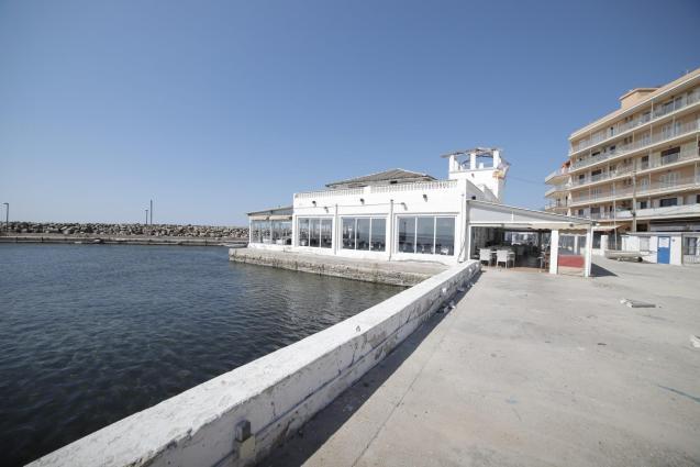 The Molinar Levante Maritime Club restaurant
