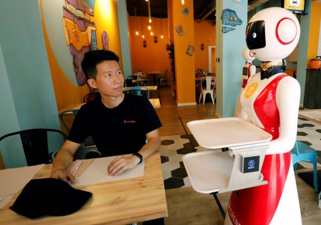 Will robots take our jobs in the future?