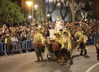 Three Kings Parade Palma