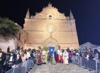 Three Kings Parades across Majorca