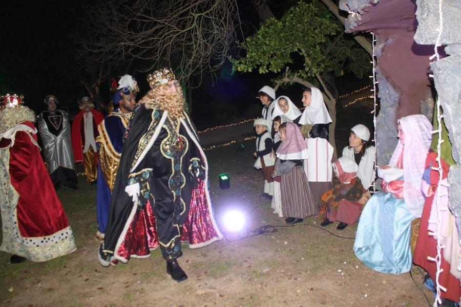 Three Kings at Manacor