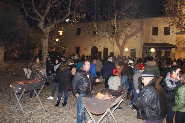 Sa Pobla prepares for the fiesta of Sant Antoni