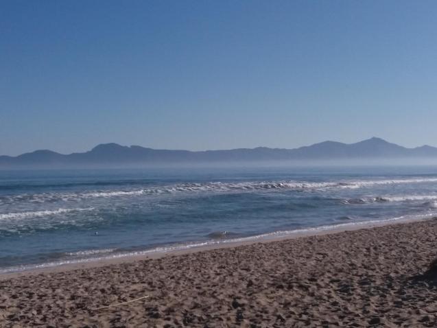 Alcudia Bay from Muro beach