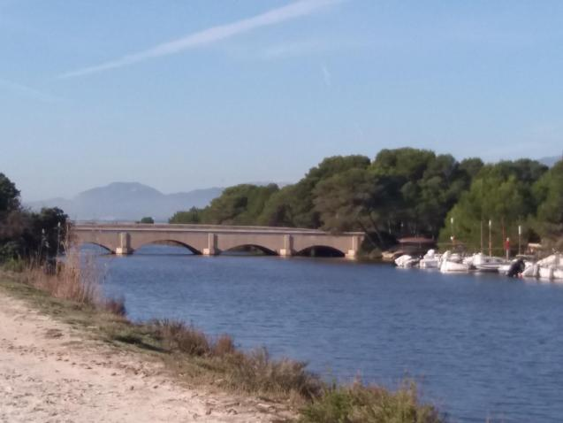 Alcudia towards Albufera Marsh