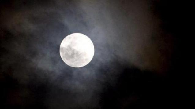 A penumbral eclipse of the moon will take place tomorrow