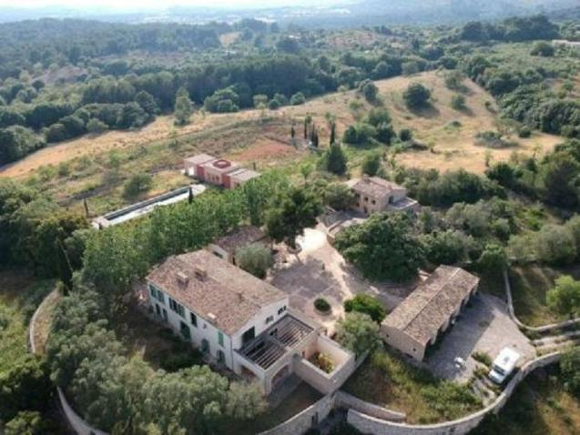 Boris Becker's home in Arta