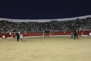 The bullfighting ring in Inca.