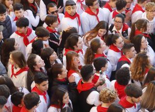 Sant Antoni celebrations in Arta