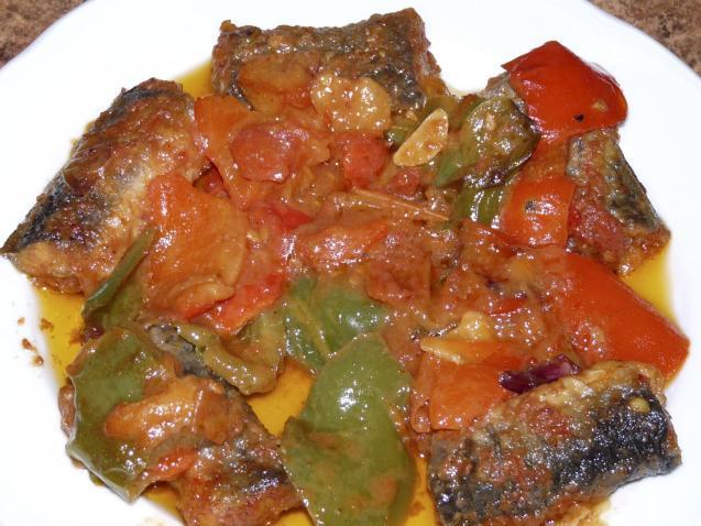"""Local fish """"bruixa"""" in Majorca"""