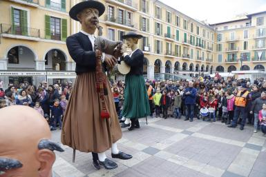 Sant Sebastia hosts a wide range of activities and events in Palma.