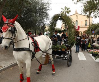 Sant Antoni across the island