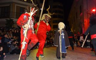 Fiestas of Sant Antoni