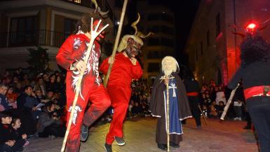 Demons and Sant Antoni.