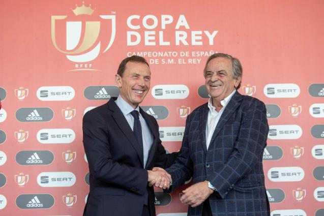 Draw for the last 16 of the Copa Del Rey