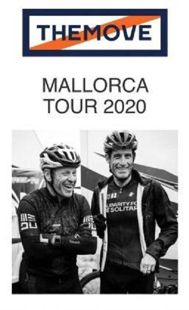 Poster for 'The Move Mallorca 2020'.