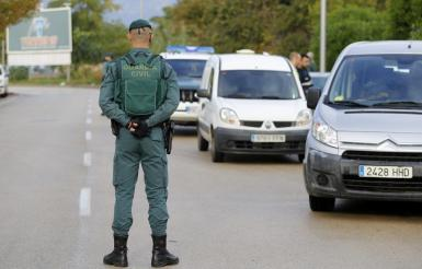Additional Guardia Civil and National Police officers are deployed in the Balearics in summer.