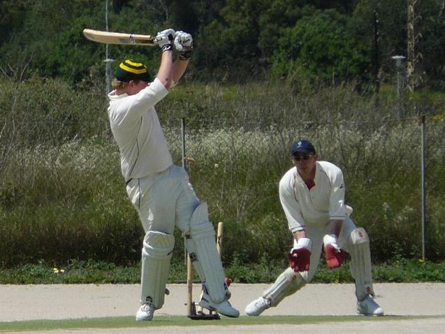 Local cricket