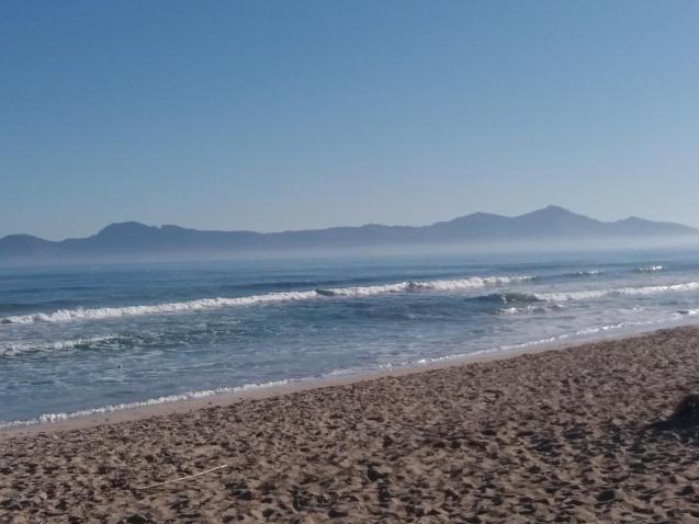 Views across Alcudia bay