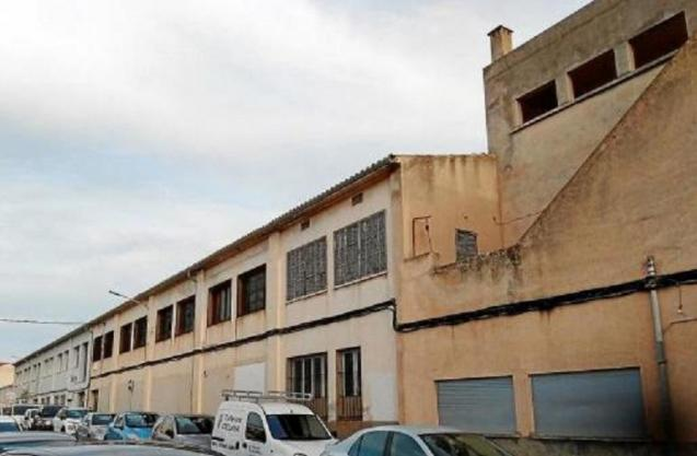 The Can Beltran factory, Inca