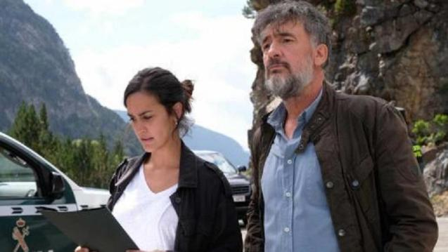Snapshot of the series on TVE
