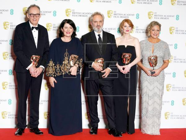 """1917"" eclipses its competitors at the Baftas"