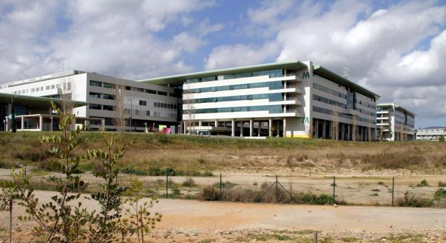 Son Espases hospital in Palma