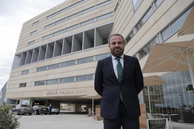 CEO Melià International Hotels Gabriel Escarrer