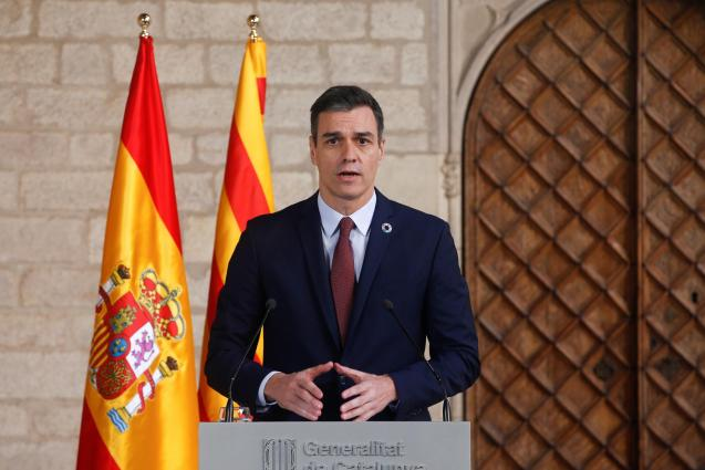 PM Pedro Sanchez