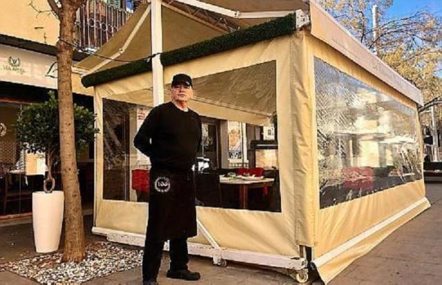 This type of terrace awning will be banned