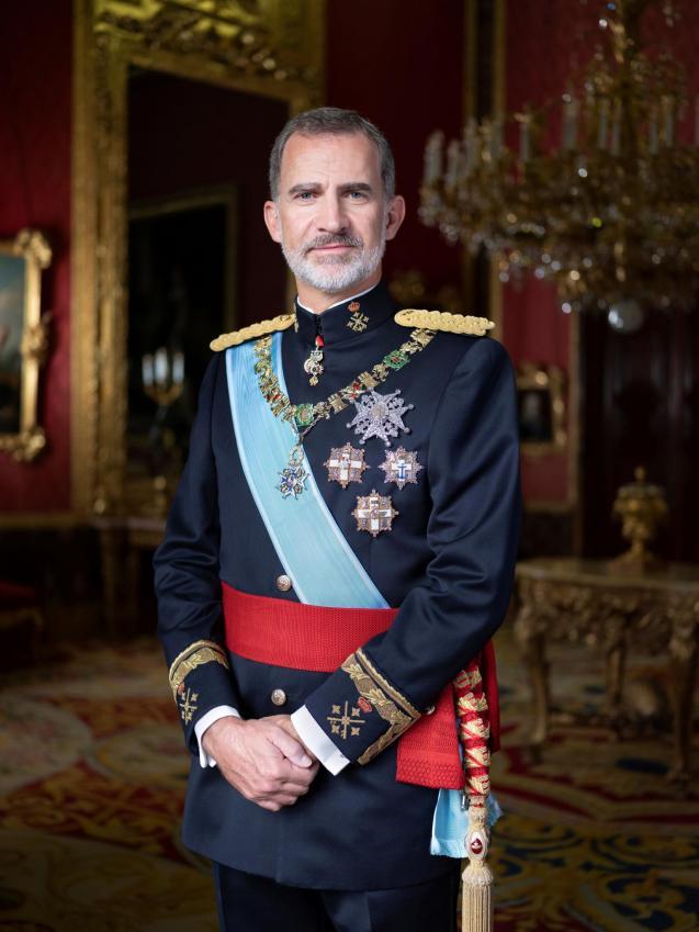 King Felipe of Spain