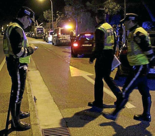 Police In Palma