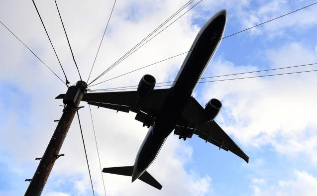 Flights to and from the UK may be cancelled