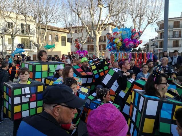 Carnival in Alcudia