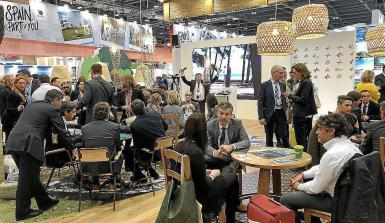 At the World Travel Market in London, there was optimism about UK bookings for this summer.